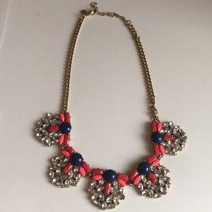 H Crew statement necklace